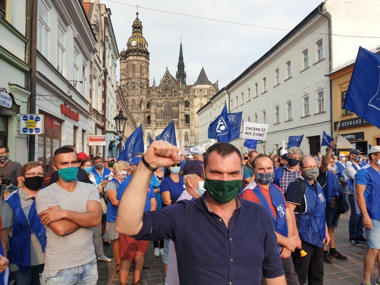 Pýtali sme sa protestujúcich v Košiciach