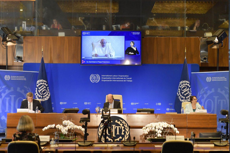 Na konferencii MOP bola prijatá celosvetová dohoda o obnove po pandémii COVID-19