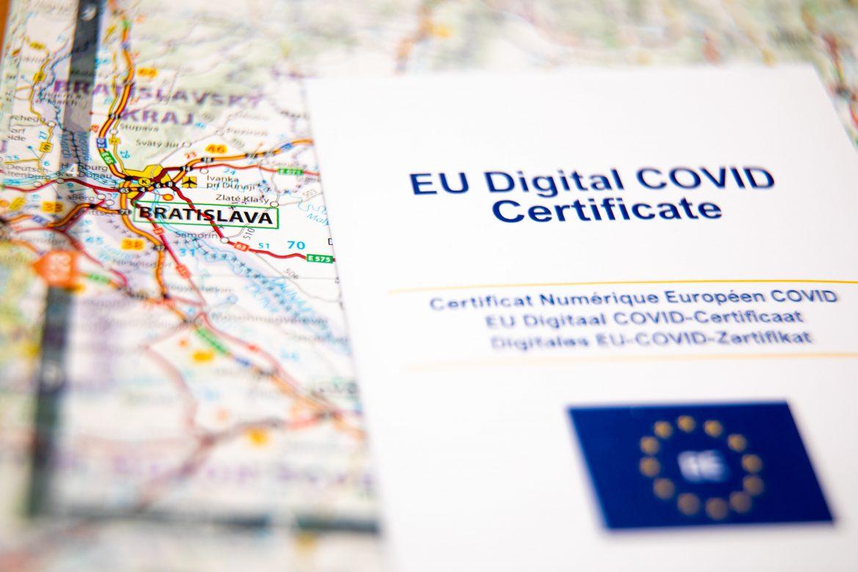 Potrebujeme urýchlené, jednotné a bezpečné zavedenie osvedčenia EÚ pre COVID-19