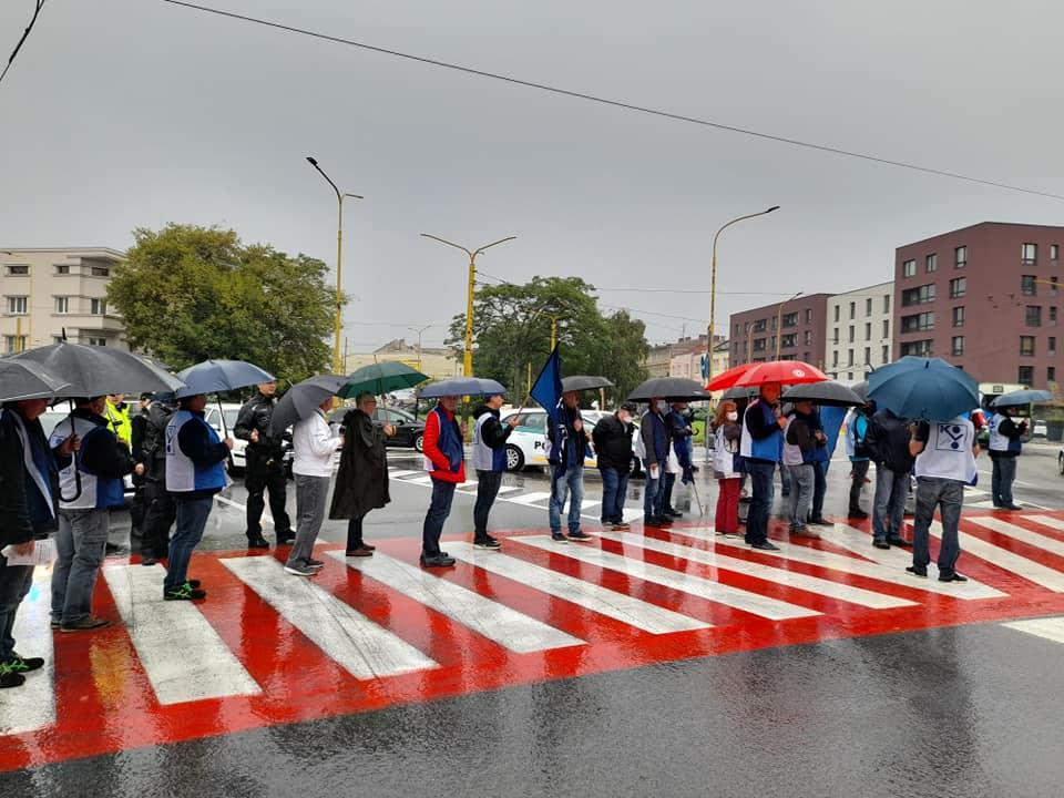 Kováci začínajú s blokádou ciest – chcú upozorniť na zhoršujúcu sa životnú úroveň ľudí